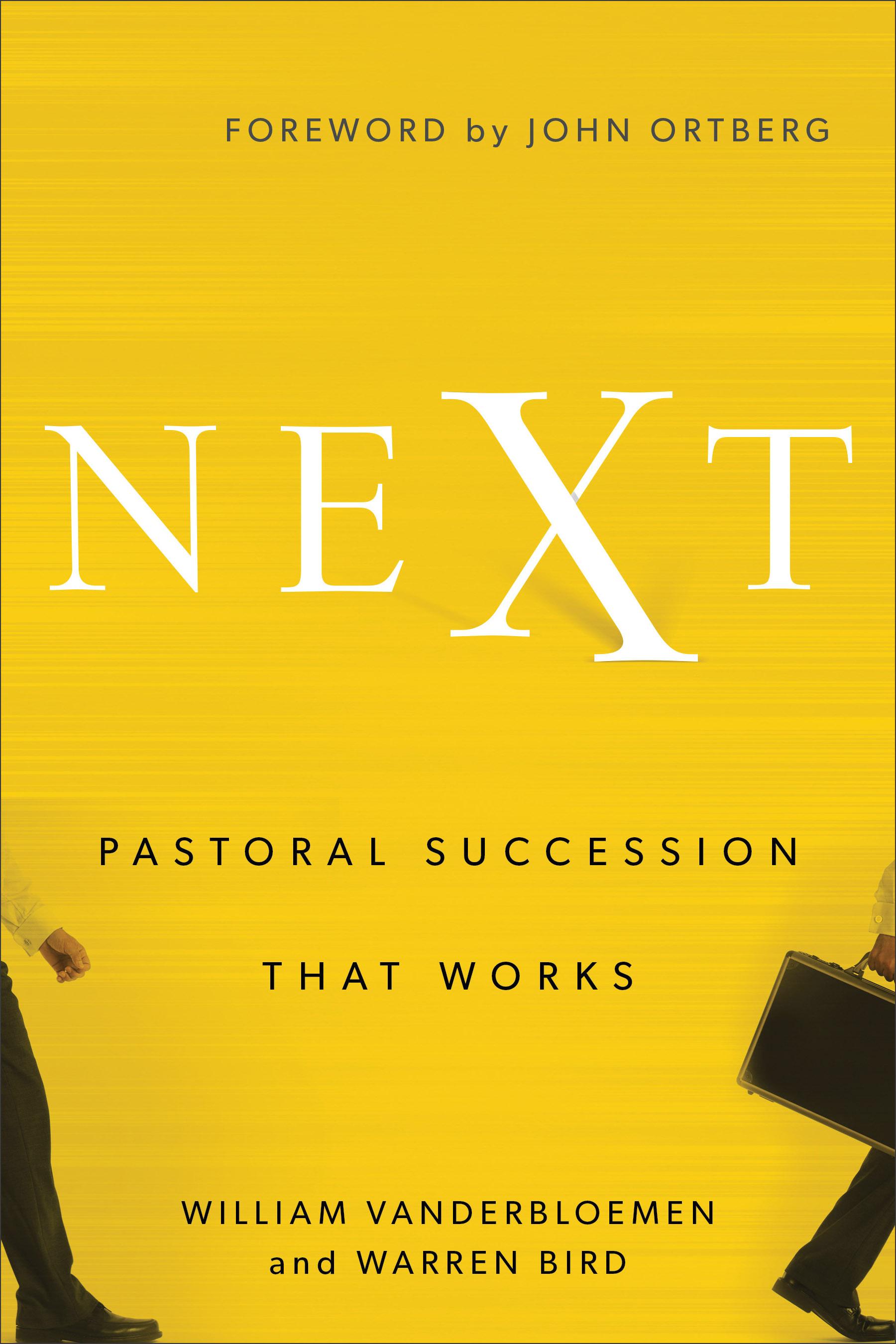 Next Pastoral Succession That Works Book