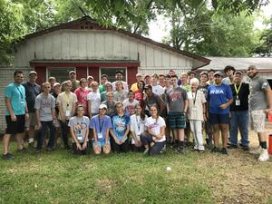 5. Youth Mission Trip