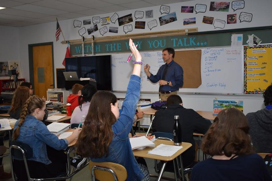 Abundant Life Christian School - Principal 1