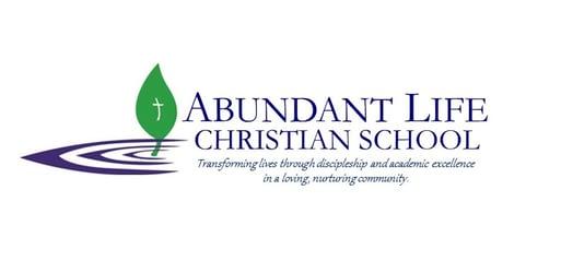 Abundant Life Christian School - Principal Logo2