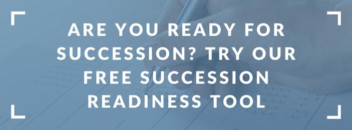 CTA of succession readiness tool (1)