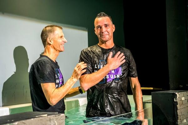 Chris-Pat-Baptism Pic