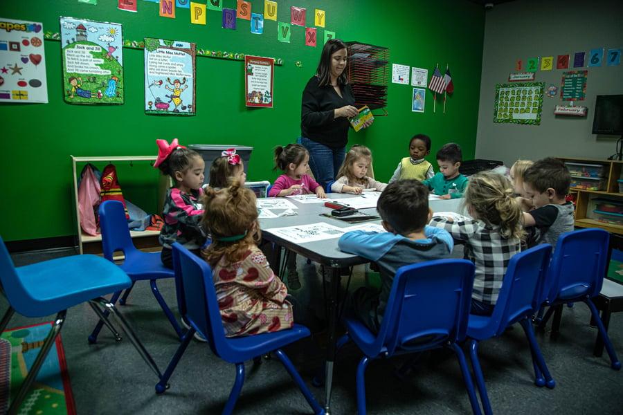 Community of Faith - Weekday Preschool Director 1