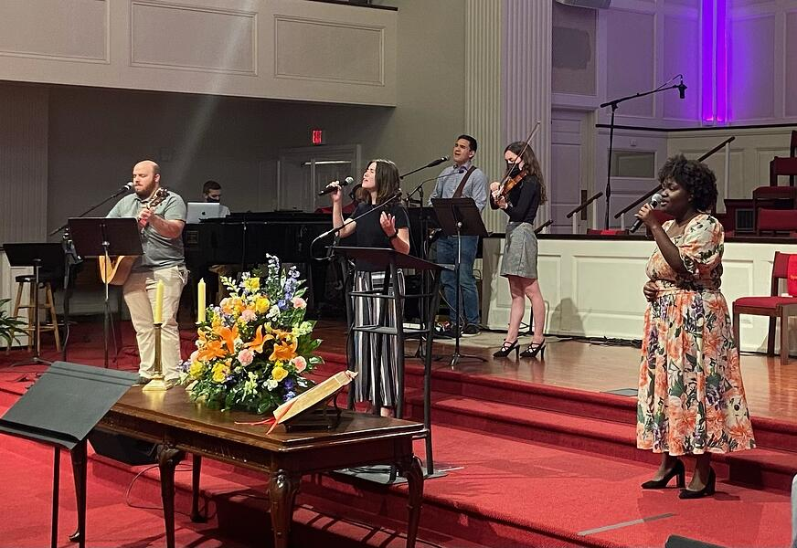 FBC Tallahassee - Minister of Music 2