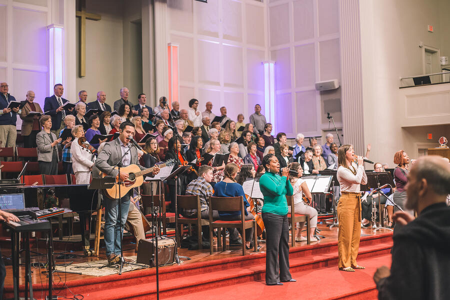 FBC Tallahassee - Minister of Music 4