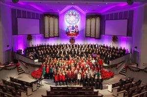 FBCPrattville_Choirs Christmas 2017