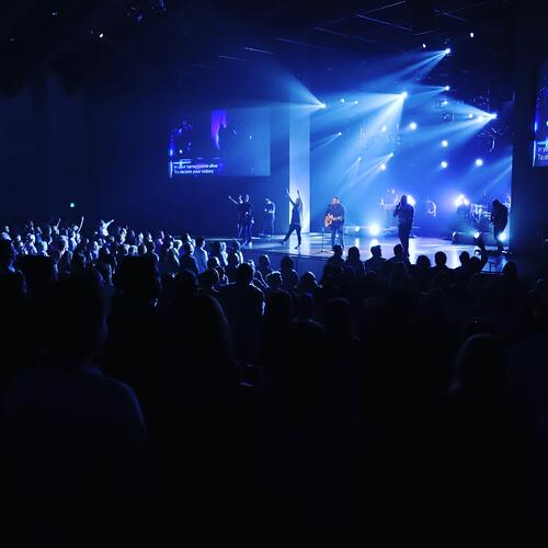 Foothills Church 1
