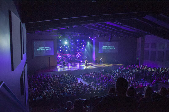 Foothills Church 3