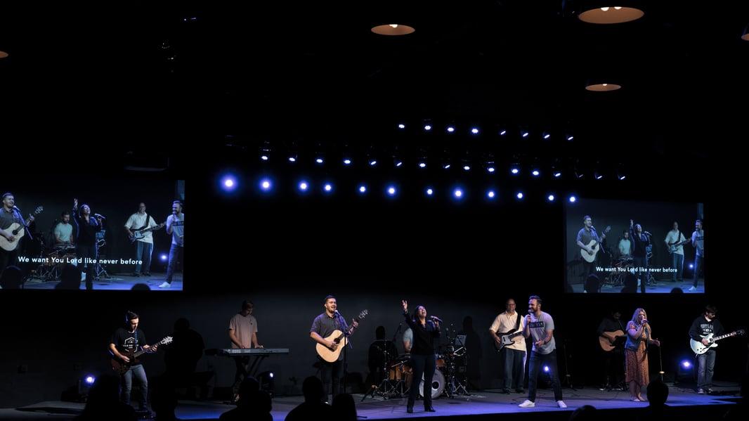 Four Corners - Worship Pastor 1