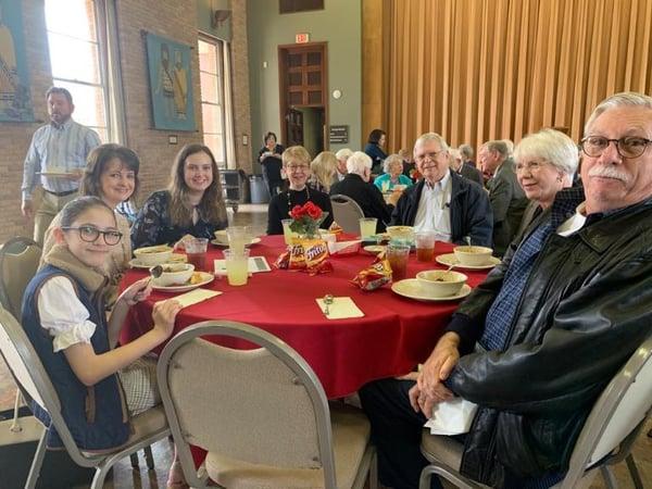 Fship Luncheon