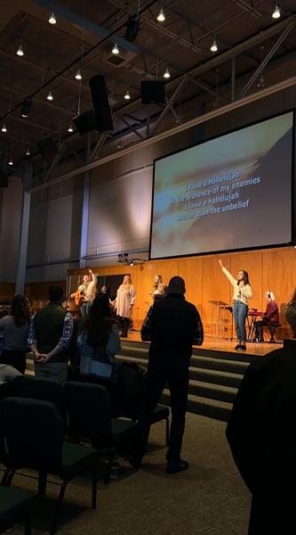 Hope Church Worship 3