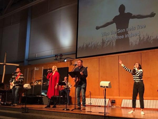Hope Church Worship 5
