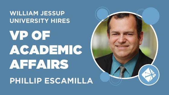 Jessup Hires Phillip Escamilla