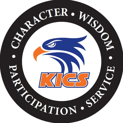KICS Logo- round