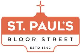 Logo St. Pauls Bloor Street - CMYK_St. Pauls - Orange