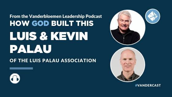 Luis and Kevin Palau Header