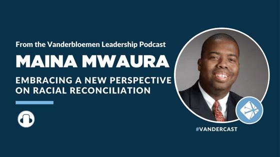 Maina Mwaura Podcast