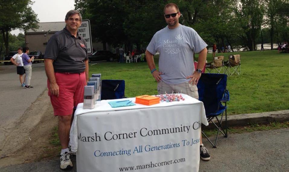 Marsh Corner Community Church Senior Pastor Search