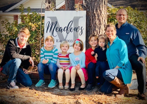 Mike Meadows Family