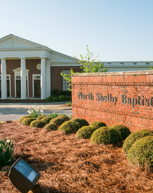 North Shelby Baptist Building