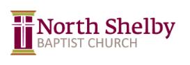 North Shelby Baptist Logo