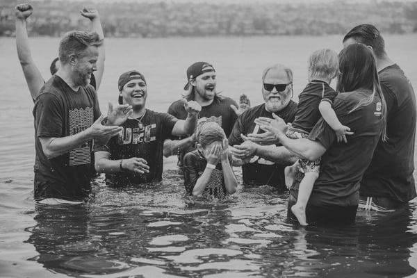 Ocean Beach Baptism