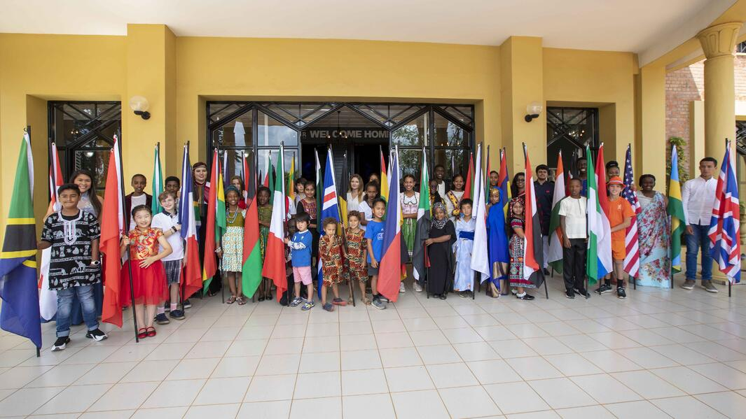 Parade of Nations 1