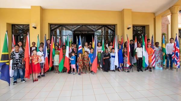 Parade of Nations - KICS
