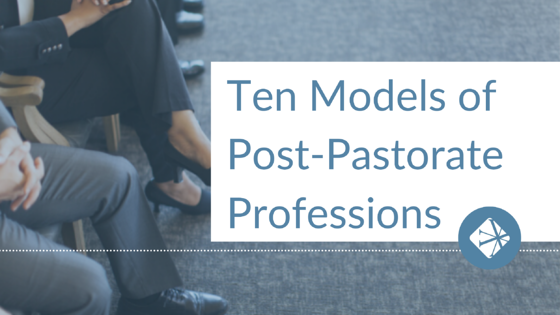 Post Pastorate Professions