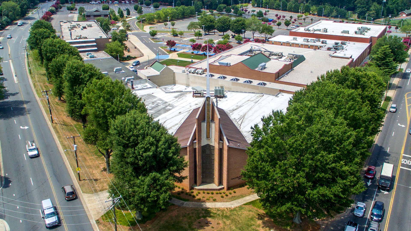Presentation Pic_ Calvary Baptist -Winston-Salem