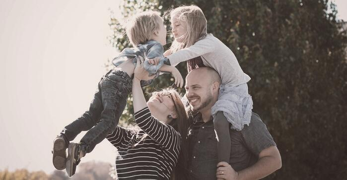 As The Family Goes: Why Staying Centered In God and Family Is Best For Your Ministry