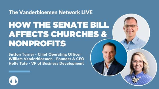 Senate Bill Nonprofits