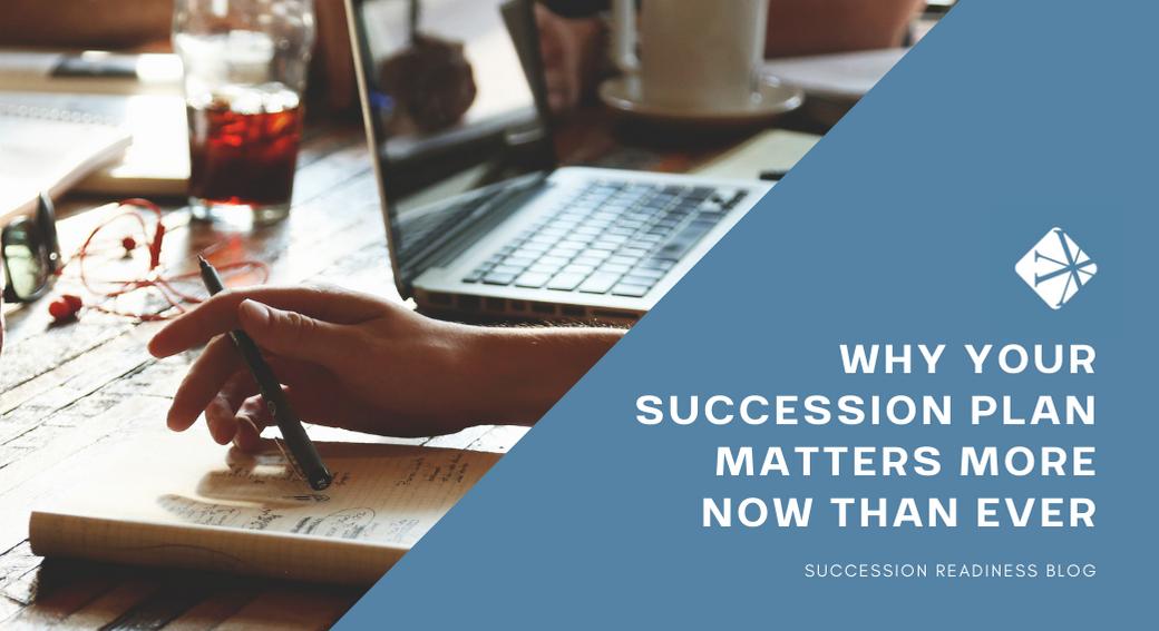 Succession Readiness Blog