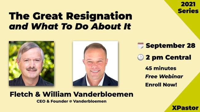The Great Resignation Webinar