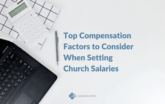 Top Compensation Factors