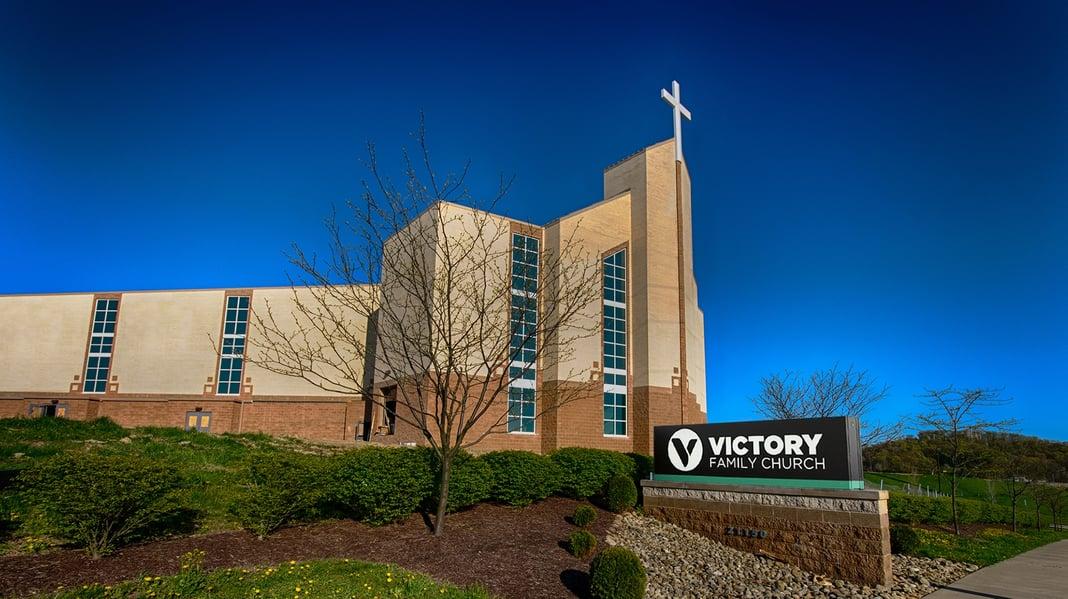 Victory Family Church -Graphic Designer 1