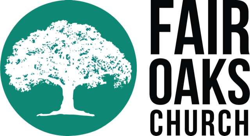 fair oaks church logo landscape