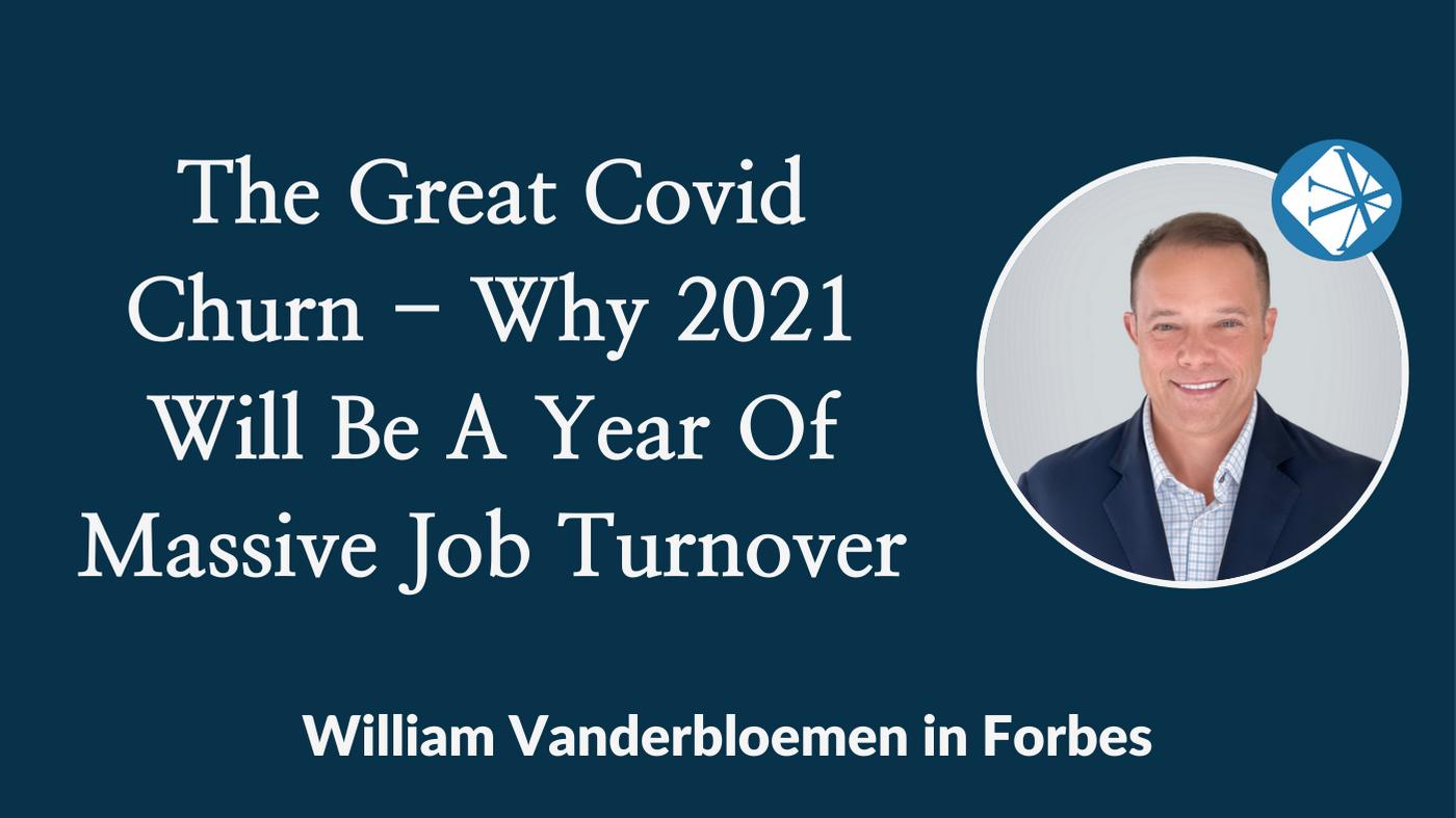 Covid Job Churn