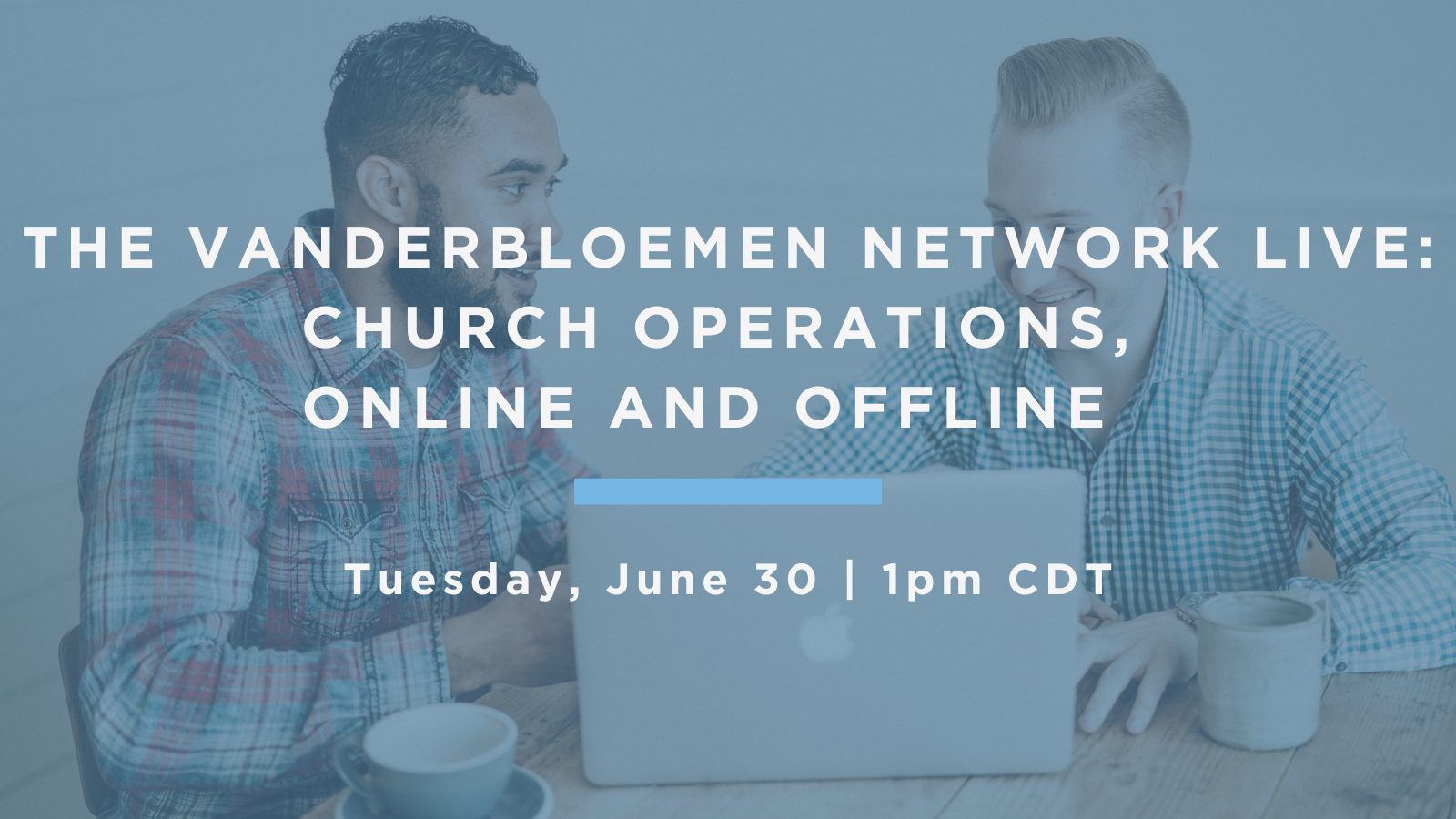Church Operations Webinar
