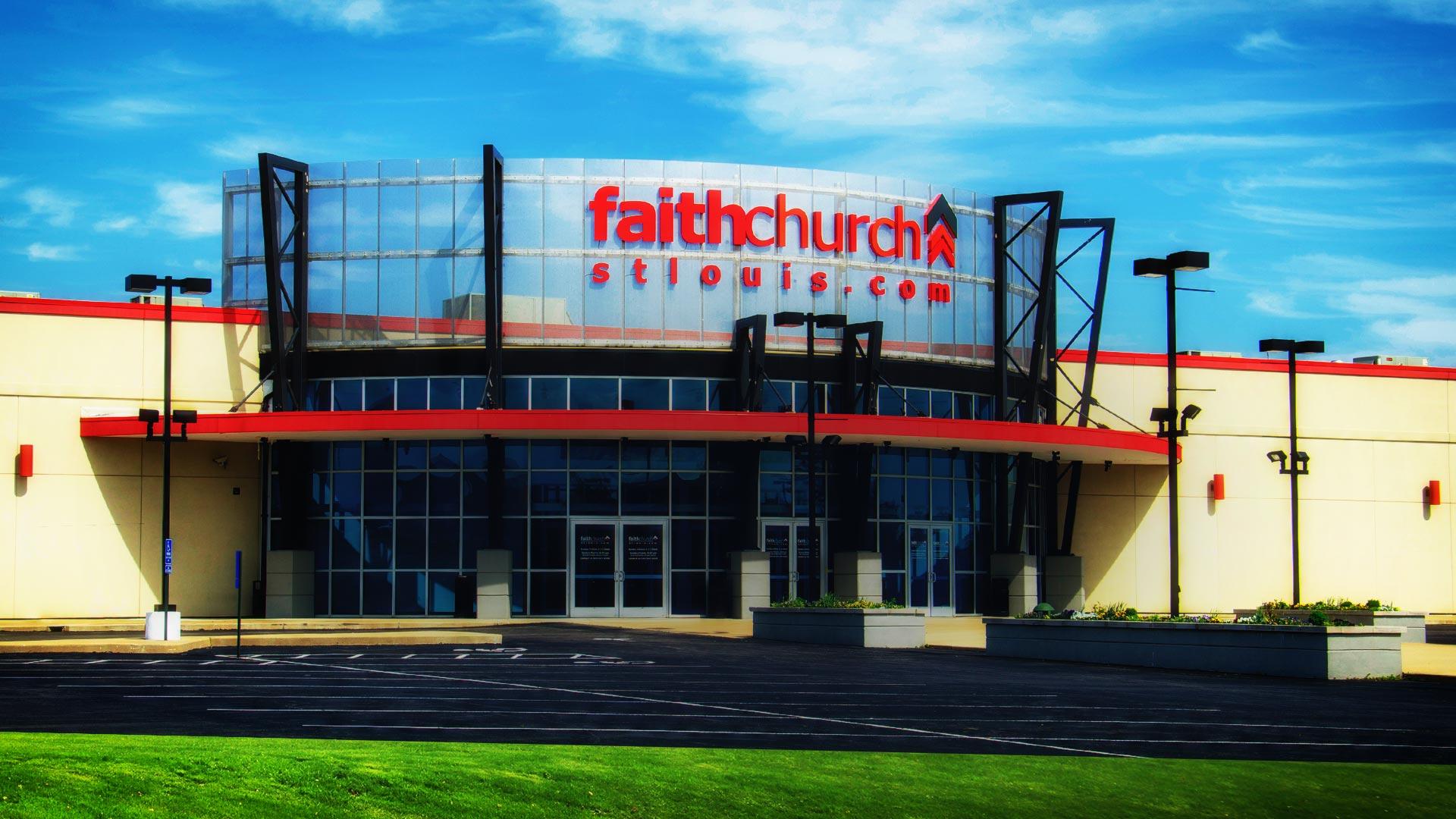 Faith Church Graphic Designer