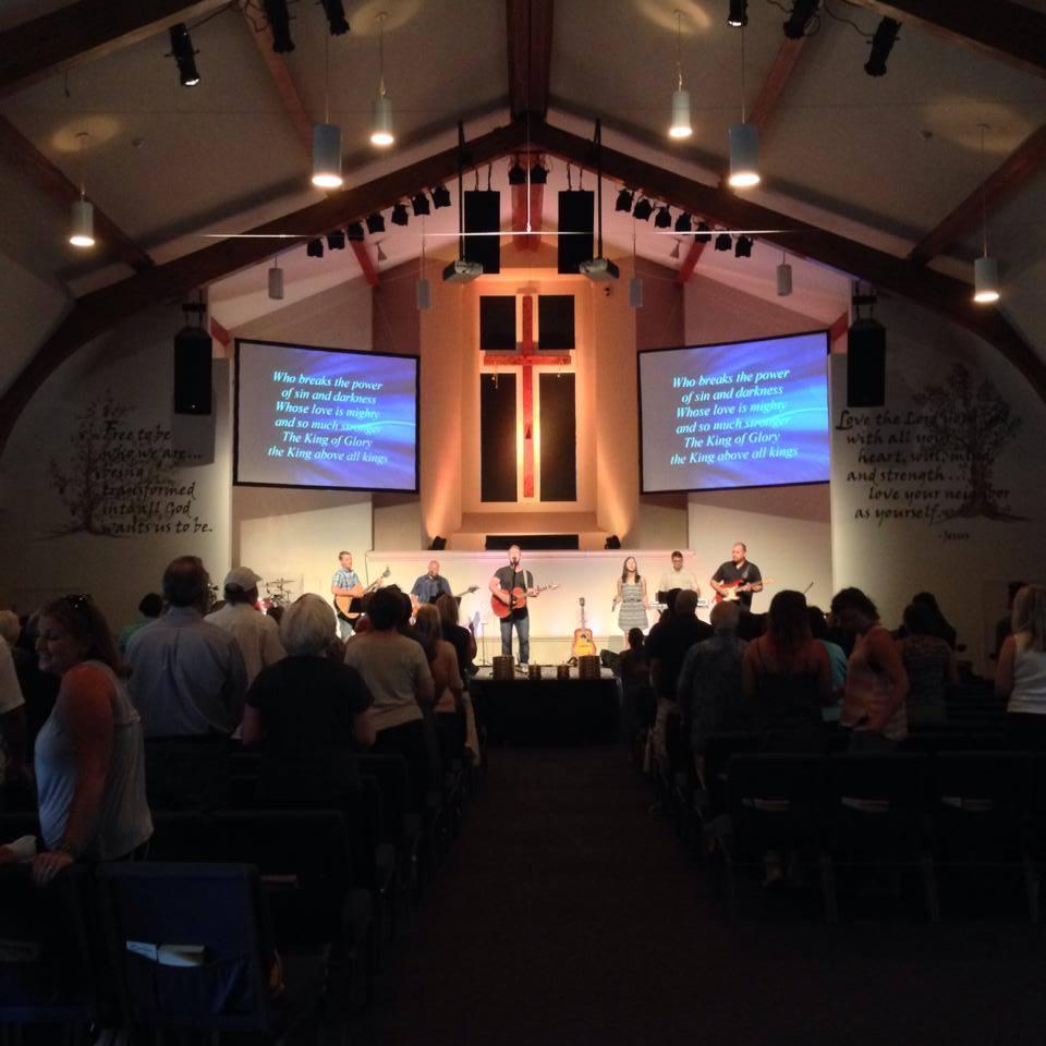 Cold Springs Church Worship Arts Pastor