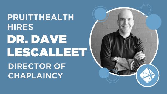 Dr Dave Lescalleet