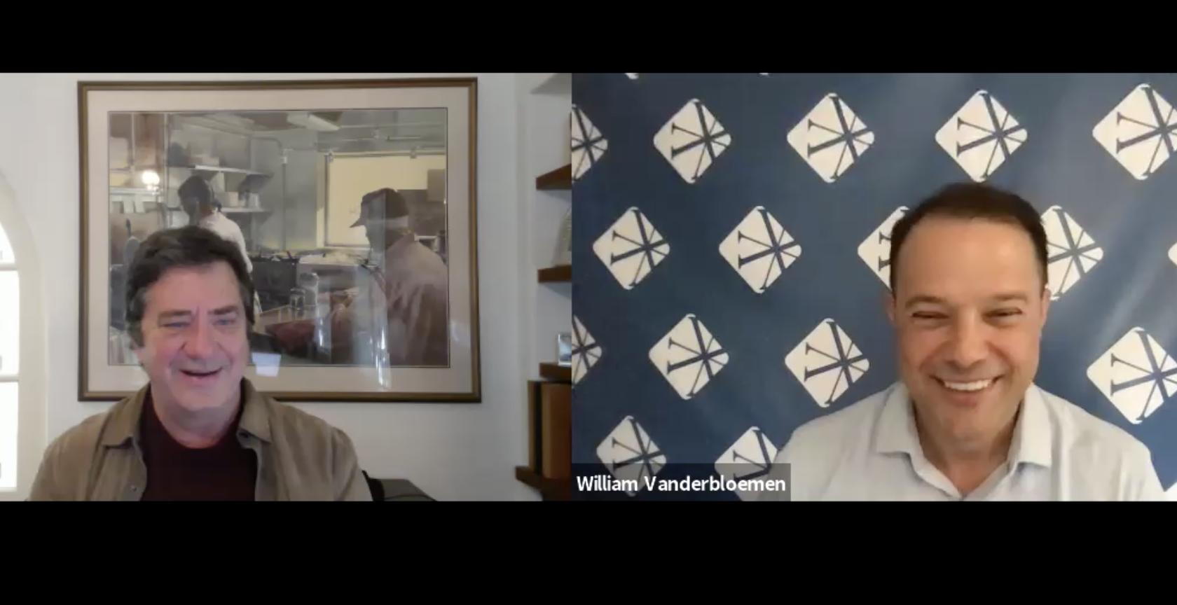 Dr. Henry Cloud and William Vanderbloemen