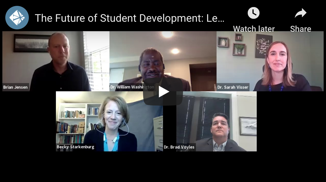 Future of Student Development Webinar
