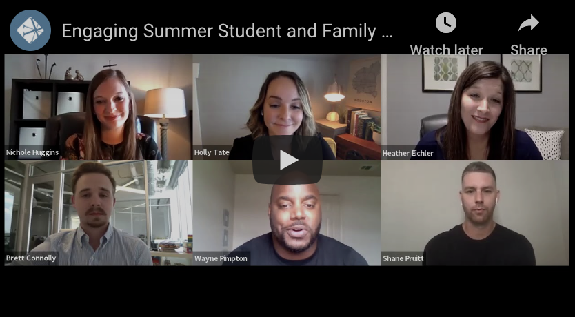 Preparing Summer Student and Family Ministry During COVID-19