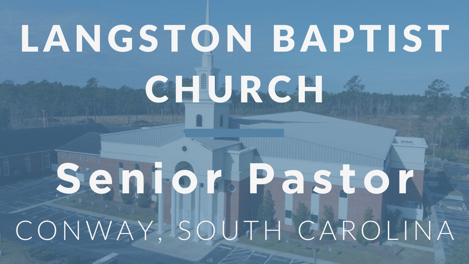 Langston Baptist Church