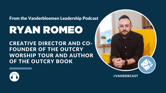 Ryan Romeo Leadership Podcast