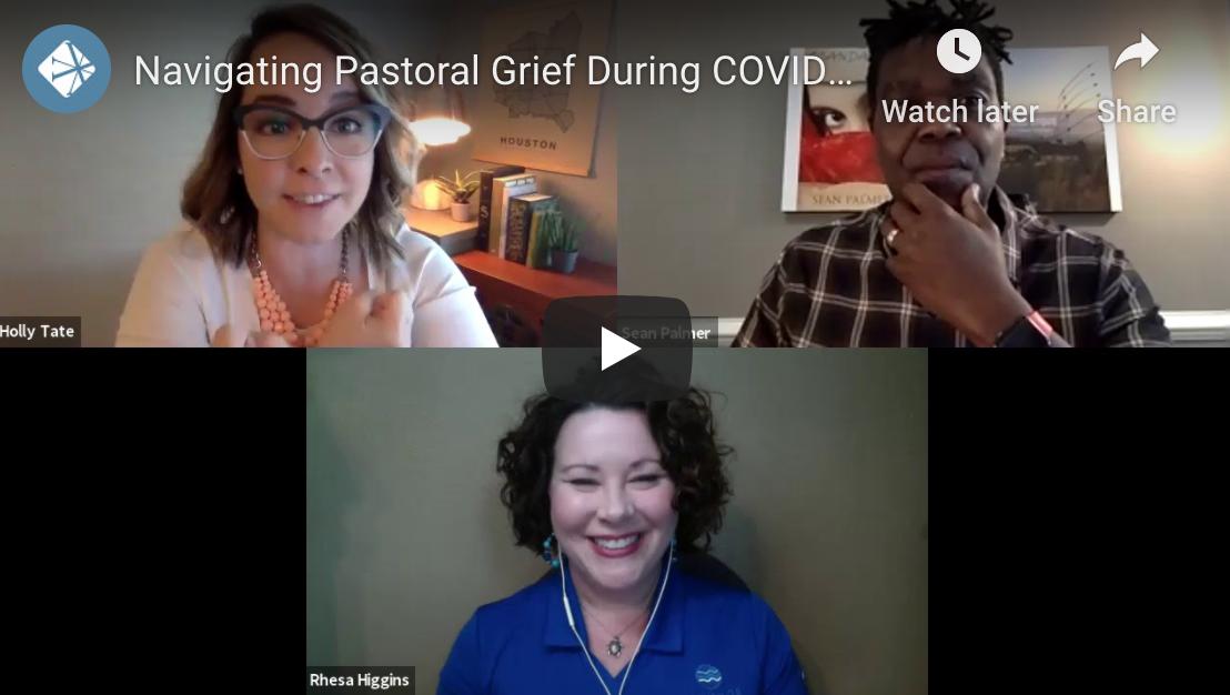 Navigating Pastoral Grief