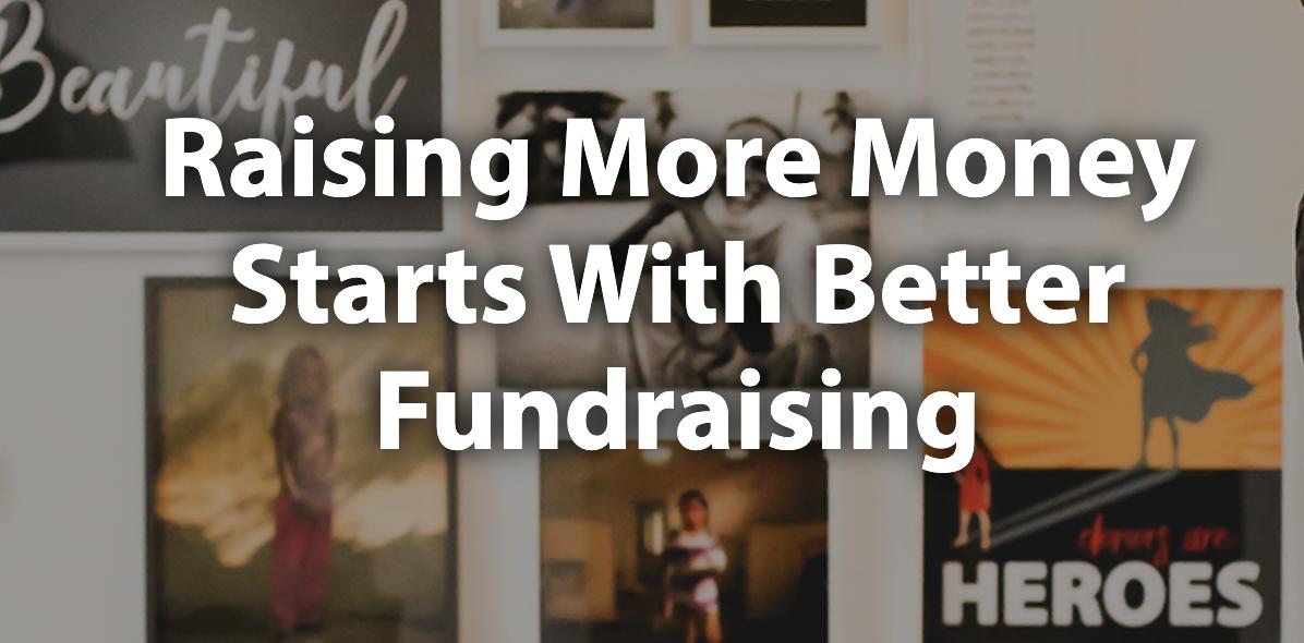 Better Fundraising