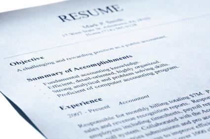 ministry_resume_